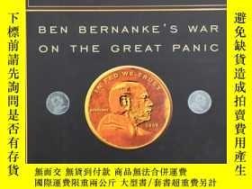 二手書博民逛書店In罕見Fed We Trust ben bernanke s