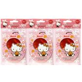 香氛片 Bova Hello Kitty 蜜桃甜心-三入【亞克】吊掛式香水