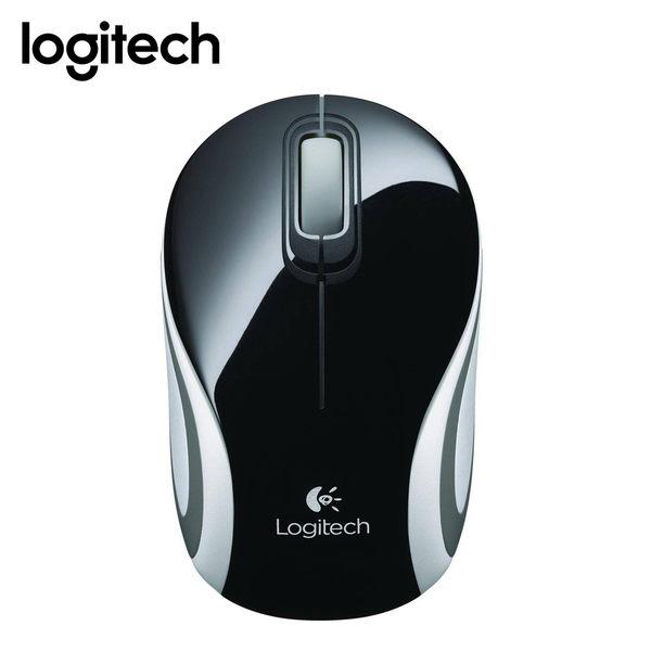 Logitech 羅技 M187無線迷你滑鼠(黑)