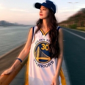 球衣 籃球服韓版庫里30號寬鬆外穿嘻哈潮流男女學生球衣定制印字號 麗人印象 免運