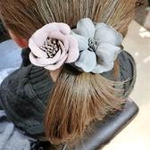 髮飾 立體 花朵 造型 髮圈 髮飾【DD1606020】 icoca  04/20