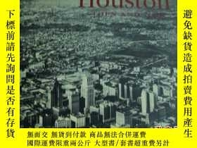 二手書博民逛書店Houston罕見THEN AND NOW Y1383