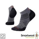 【SmartWool 美國 機能跑步局部輕量減震低筒襪《石墨灰》】SW0SW243/運動襪/戶外襪/機能襪