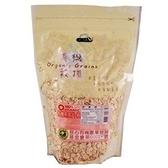 統一生機~有機燕麥片(粗)350公克/包