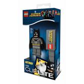 LEGO 樂高新版 蝙蝠俠 USB 夾燈