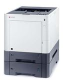 Kyocera ECOSYS P6235cdn A4 彩色雷射印表機