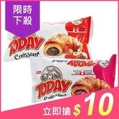 土耳其 Today 可頌麵包(單顆45g) 巧克力/草莓 款式可選【小三美日】$12