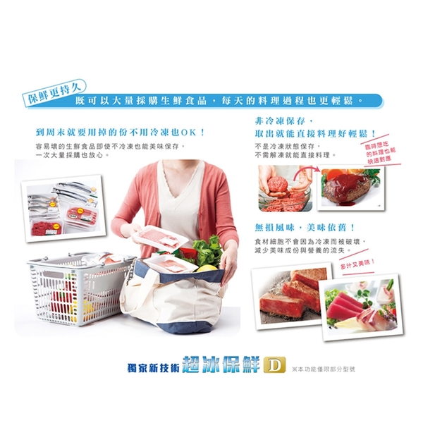 【MITSUBISHI 三菱】605L 日本原裝六門變頻電冰箱 絹絲白 MR-JX61C-W-C (送基本安裝)