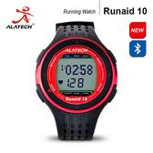 ALATECH Runaid10 藍牙跑步運動錶 (紅黑)