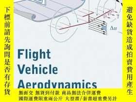 二手書博民逛書店罕見Flight Vehicle Aerodynamics (T