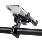 手機支架 摩托車電動車手機架導航支架外賣騎手車載架自行車手機支架【快速出貨八折下殺】