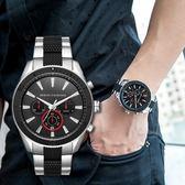 【人文行旅】A/X Armani Exchange   亞曼尼 AX1813 英氣逼人時尚腕錶