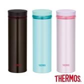 【THERMOS膳魔師】超輕量不鏽鋼真空保溫杯0.5L(JNO-501咖啡色
