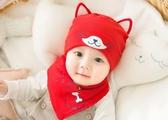 嬰兒帽子秋冬囟門帽純棉男女寶寶新生兒帽子胎帽春秋