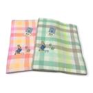 彼得兔/比得兔 紗布無捻精鏽四方浴巾蓋被兩用(加大)(顏色隨機出貨)PR675-QT[衛立兒生活館]