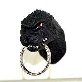 哥吉拉 磁鐵 磁性冰箱貼 飾品 鑰匙圈 日本正版 Godzilla 1989年