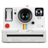 9/30前送兩卷底片(黑白+圖案 (隨機出貨) ) 24期零利率 Polaroid OneStep+ 拍立得相機(公司貨)-白色
