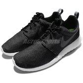 【六折特賣】Nike 休閒慢跑鞋 Roshe One 黑 灰 點點 白底 網布透氣 運動鞋 女鞋【PUMP306】 511881-029