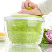 家用手動沙拉甩幹機洗蔬菜水果脫水器宜家創意廚房用品甩水瀝水籃 699八八折