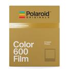 【過期品】Polaroid Color Film for 600 Gold Frames 彩色底片(金框4674)/2盒