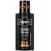 Alpecin 咖啡因洗髮露 250ml Black edition