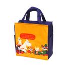 【日本正版】嚕嚕米 輕便 保冷袋 手提袋 便當袋 保冷提袋 慕敏 MOOMIN - 139650