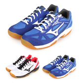 MIZUNO SKY BLASTER 男女羽球鞋 (免運 訓練 慢跑 羽球 美津濃≡體院≡ 71GA1945