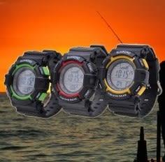 [協貿國際]  多功能電子釣魚氣壓表