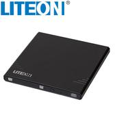 全新  LITEON eBAU108 超薄型外接式燒錄器 黑