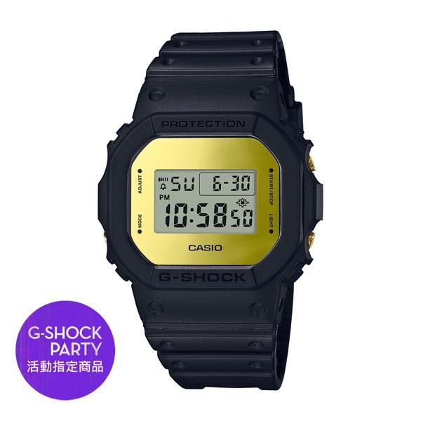 CASIO 卡西歐  DW-5600BBMB-1  /  G-SHOCK系列  原廠公司貨(贈派對門票,限18歲以上參加)