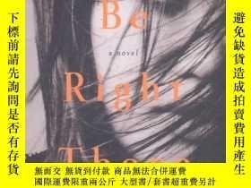 二手書博民逛書店英文版罕見kyung-sook shin:I'll Be Rig
