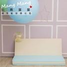 【Mang Mang】小鹿蔓蔓-兒童4cm摺疊地墊(四折200L款)-鋼琴藍[衛立兒生活館]