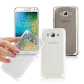【 §買一送一】三星GALAXY 2017 J7 Pro J730 5 5 吋TPU 超薄軟殼透明殼背蓋保護套手機殼手機套
