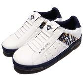 Royal Elastics 休閒鞋 Icon 白 藍 深藍 無鞋帶設計 皮革鞋面 運動鞋 男鞋【PUMP306】 02074053