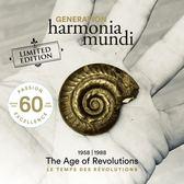 【停看聽音響唱片】【CD】60週年紀念精選輯(一) harmonia mundi世代 1958-1988年 - 巴洛克革命年代