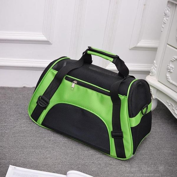 貓包寵物包貓咪泰迪外出便攜手提包夏季透氣輕便大號貓籠貓箱狗包 好再來小屋