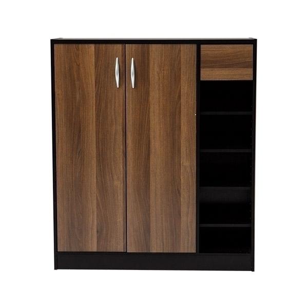 收納櫃 雙門 鞋櫃 玄關櫃 鞋架【N0066】賽門6層雙門5格一抽鞋櫃 收納專科