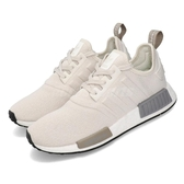 adidas 休閒鞋 NMD_R1 W 灰 白 女鞋 運動鞋 【PUMP306】 EE5182