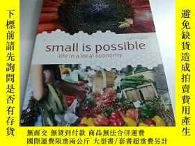 二手書博民逛書店《Small罕見is Possible: Life in a L