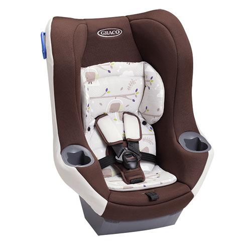 Graco 0-4歲前後向嬰幼兒汽車安全座椅 MYRIDE™-森林花園【佳兒園婦幼館】