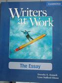 【書寶二手書T4/語言學習_XER】Writers at Work: The Essay_Zemach, Dorothy