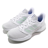 adidas 慢跑鞋 Ventice 白 綠 女鞋 透氣設計 運動鞋【PUMP306】 EH1139
