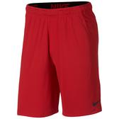 "Nike 男Dry Fit 9""運動短褲(紅色)"
