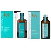 MOROCCANOIL摩洛哥油 摩洛哥優油(護髮油)/輕優油護髮油(細軟&淺色髮) 125ml【小三美日】