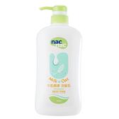 Nac Nac 牛奶燕麥嬰幼兒洗髮乳 700ml 132240 好娃娃