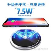 iphonex無線充電器蘋果8專用iphone8plus手機小米mix2s三星s8華為 溫暖享家