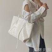 簡約大容量包包女包新款潮時尚百搭單肩包網紅質感手提托特包 至簡元素