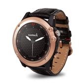 [福利資訊]GARMIN fenix 3 心率戶外GPS腕錶(玫瑰金)