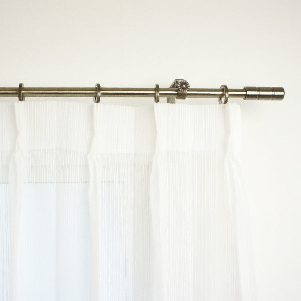 【Colors tw】訂製 151~200cm 金屬窗簾桿組 管徑16mm 義大利系列 金剛杖 單桿 台灣製