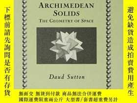 二手書博民逛書店Platonic罕見& Archimedean Solids (wooden Books)Y307751 Da